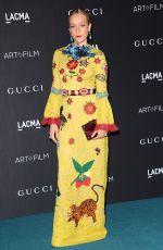 CHLOE SEVIGNY at LACMA 2015 Art+Film Gala Honoring James Turrell and Alejandro G Inarritu in Los Angeles 11/07/2015