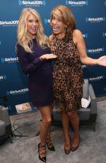 CHRISTIE BRINKLEY at SiriusXM Studios in New York 11/12/2015