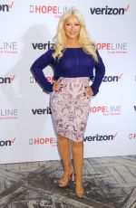 CHRISTINA AQGUILERA at Verizon