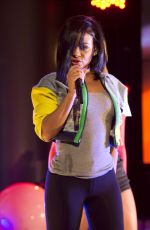 CHRISTINA MILIAN at Revolt TV Studios in Hollywood 11/03/2015