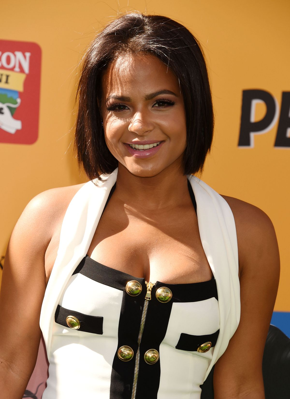 CHRISTINA MILIAN at The Peanuts Movie Premiere in Westwood 11/01/2015
