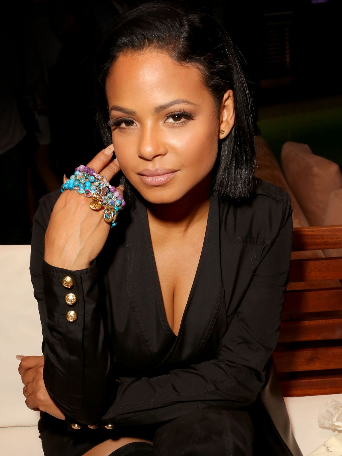 CHRISTINA MILIAN Hosts Gran Centenario Tequila Angels on ...
