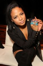 CHRISTINA MILIAN Hosts Gran Centenario Tequila Angels on Earth Event in West Hollywood 11/11/2015