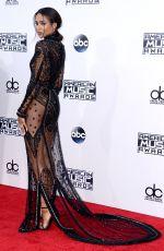 CIARA at 2015 American Music Awards in Los Angeles 11/22/2015