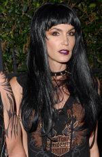 CINDY CRAWFORD at Casamigos Halloween Party 10/30/2015