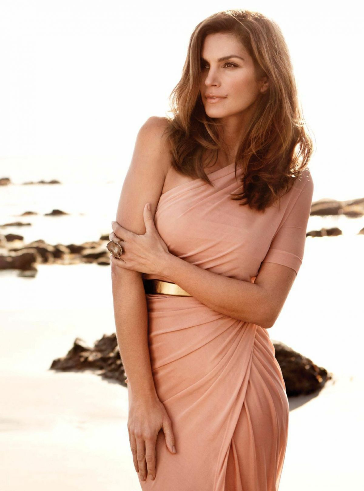 CINDY CRAWFORD in Women