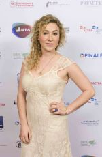COLLEEN RENNISON at 2015 ubcp/actra Awards in Vancouver 11/09/2015