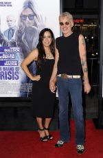 CONNIE ANGLAND at Our Brand Is Crisis Premiere in Hollywood 10/26/2015