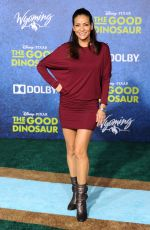 CONSTANCE MARIE at The Good Dinosaur Premiere in Hollywood 11/17/2015