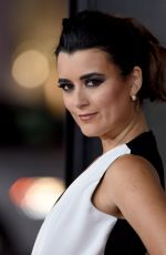 COTE DE PABLO at 22 Premiere at 2015 AFI Fest in Hollywood 11/09/2015