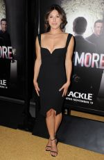 CRISTINA ROSATO at The Art of More Premiere in Culver City 10/29/2015