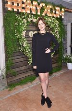 DAKOTA JOHNSON at Barneys New York & Jennifer Meyer Exclusive RTW Collaboration Dinner in Los Angeles 11/18/2015