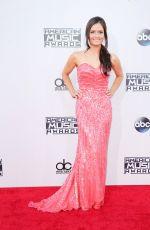DANICA MCKELLAR at 2015 American Music Awards in Los Angeles 11/22/2015