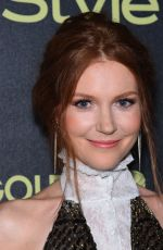 DARBY STANCHFIELD at hfpa and Instyle Celebrate 2016 Golden Globe Award Season in West Hollywood 11/17/2015