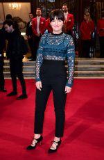 DAVINA MCCALL at ITV 60th Anniversary Gala in London 11/19/2015
