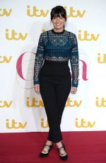 DAVINA MCCALL at ITV 60th Anniversary Gala in London 11/19/2015