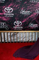 DEMETRIA MCKINNEY at 2015 Soul Train Music Awards in Las Vegas 11/06/2015