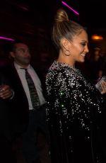 DEMI LOVATO at Jennifer Lopez