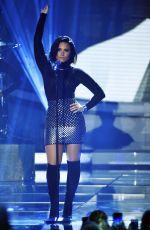 DEMI LOVATO Performs at Swedish Idol 11/06/2015