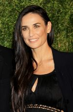 DEMI MOORE at 12th Annual CFDA/Vogue Fashion Fund Awards in New York 11/02/2015