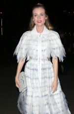 DIANE KRUGER at Museum of Modern Art Film Benefit Honoring Cate Blanchett in New York 11/17/2015