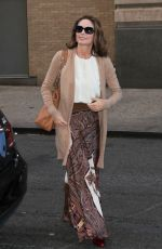 DIANE LANE Out and About in New York 11/04/2015