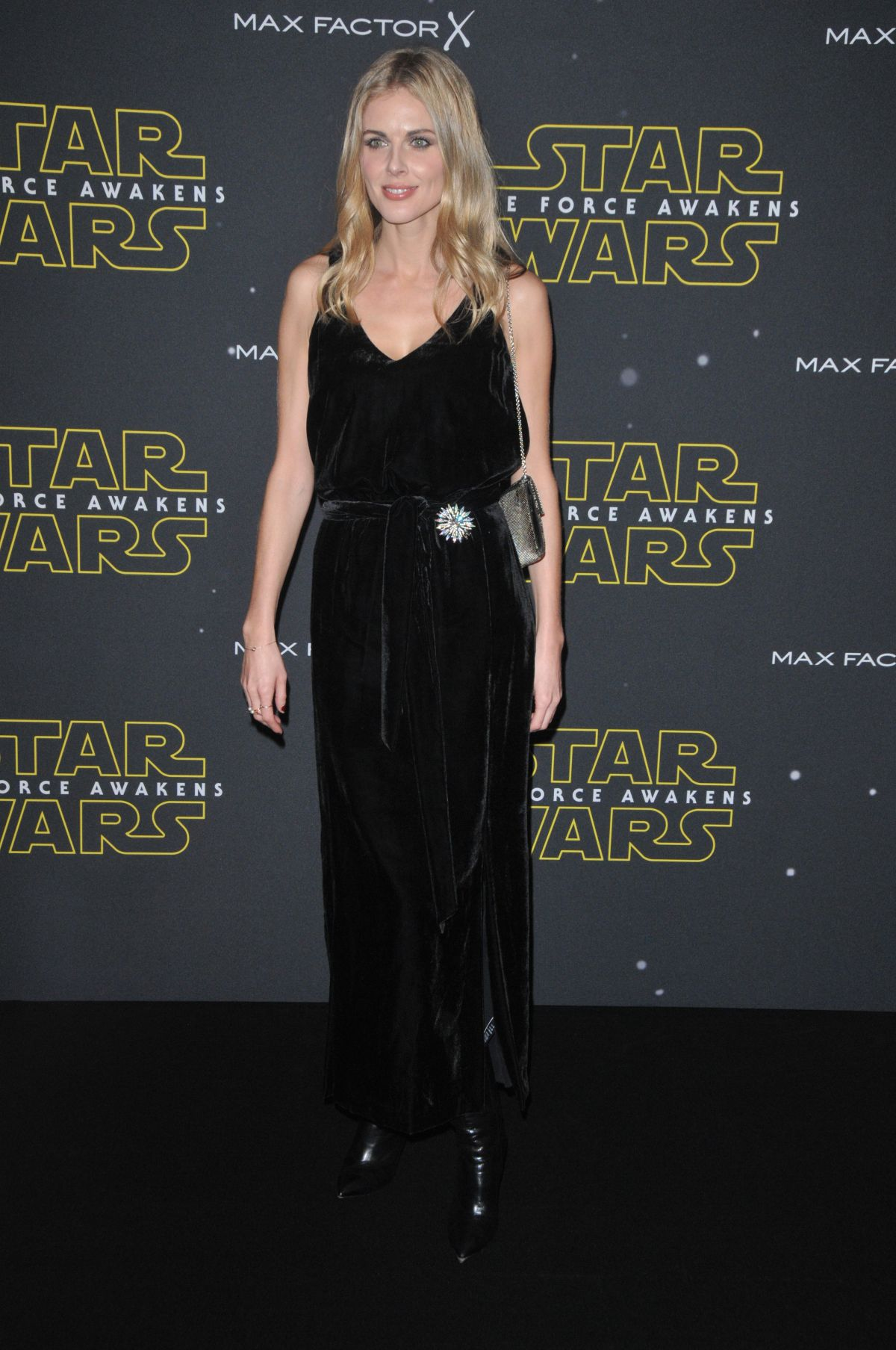 DONNA AIR at Fashion Finds the Force Presentation in London 11/26/2015