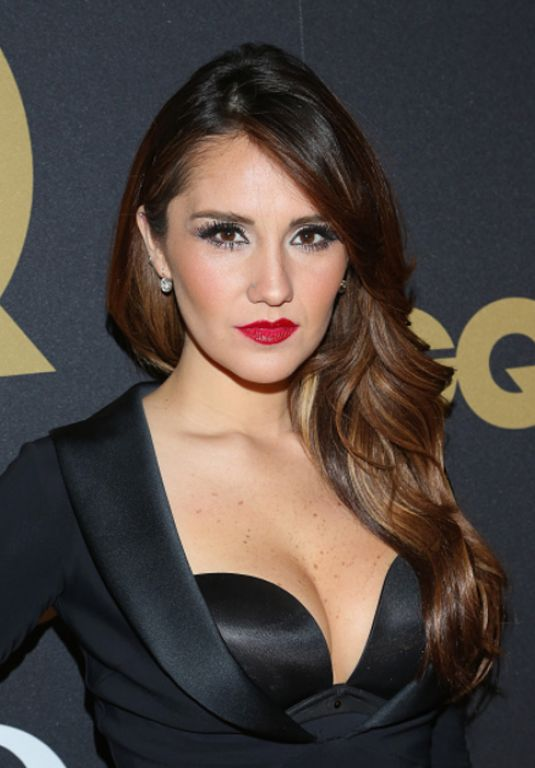 Dulce Maria At Gq Men Of The Year Mexico Awards 11 04 2017