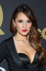 DULCE MARIA at GQ Men of the Year Mexico Awards 11/04/2015