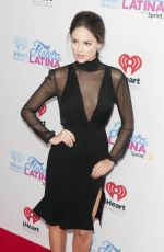EIZA GONZALEZ at Iheartradio Fiesta Latina in Miami 11/07/2015