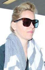 ELIZABETH BANKS at Los Angeles Intenational Airport 11/08/2015