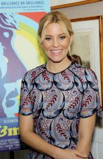 ELIZABETH BANKS at Love & Mercy Luncheon in New York 11/09/2015