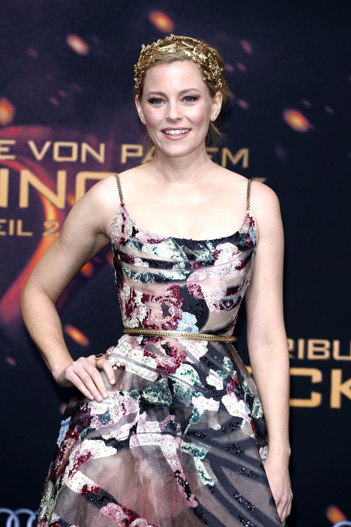 ELIZABETH BANKS at The Hunger Games: Mockingjay, Part 2 Premiere in Berlin 11/04/2015