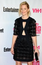 ELIZABETH BANKS at VH1 Big in 2015 With Entertainment Weekly Awards in West Hollywood 11/15/2015