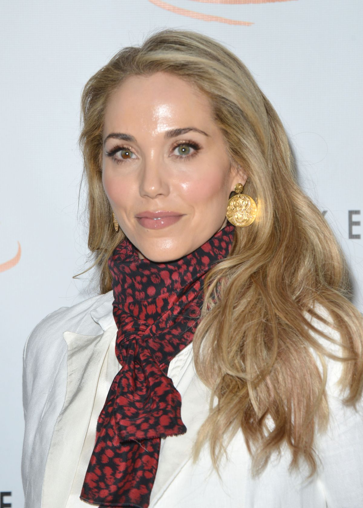 ELIZABETH BERKLEY at Lupus LA Hollywood Bag Ladies Luncheon in Beverly Hills 11/20/2015