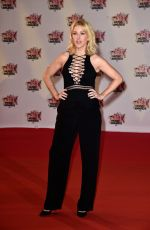 ELLIE GOULDING at 17th NRJ Music Awards in Cannes 11/07/2015