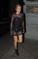 ELLIE GOULDING Leaves Rosewood Hotel in London 11/27/2015