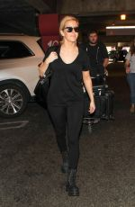 ELLIE GOULDING Out and About in Los Angeles 11/21/2015