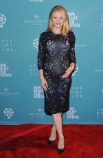 EMILIE DE RAVIN at Celebrity Tribute Program at 2015 Napa Valley Film Festival in Yountville 11/13/2015