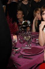 EMILY BLUNT at 2015 Guggenheim International Gala Dinner in New York 11/05/2015