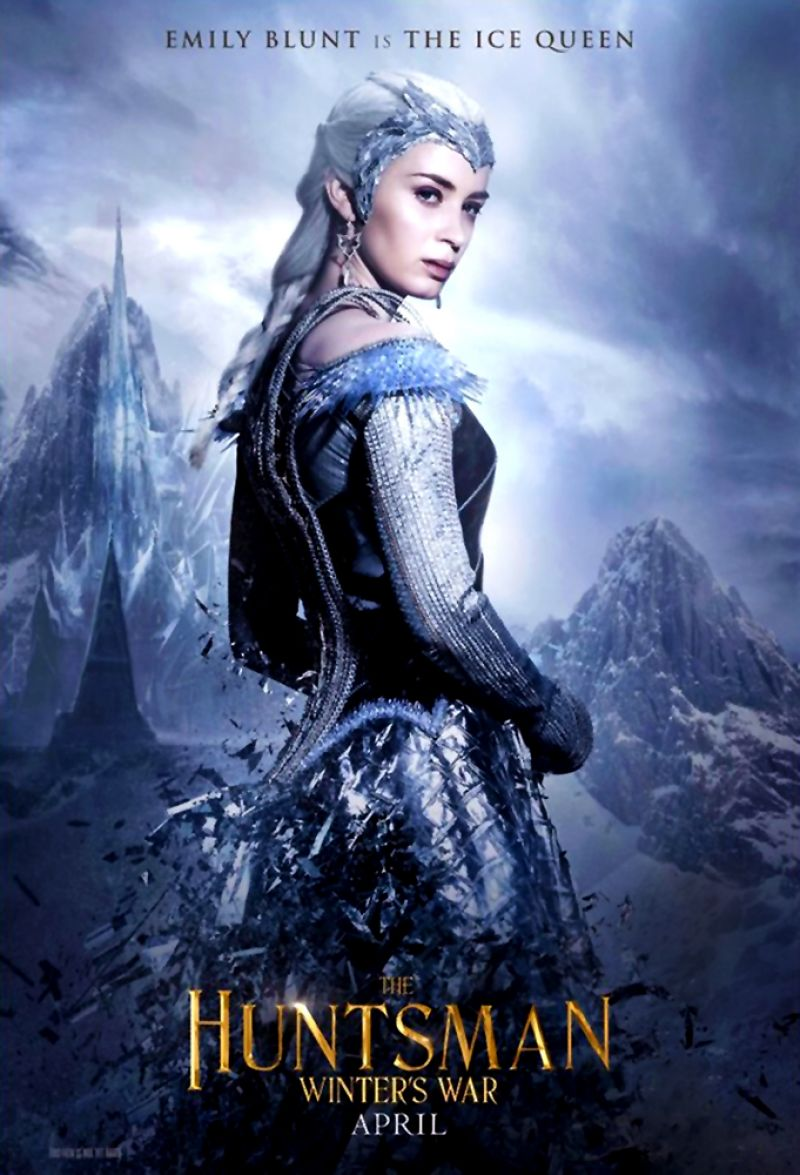 EMILY BLUNT - The Huntsman Winter
