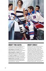 EMILY DIDONATO in Self Magazine, December 2015 Issue