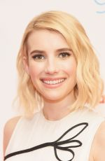 EMMA ROBERTS at Donate a Photo Holiday Kick-off Event in New York 11/24/2015