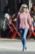 EMMA ROBERTS Out in Los Feliz 11/18/2015