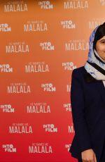 EMMA WATSON at He Named Me Malala Premiere at Birmingham Film Festival 11/04/2015