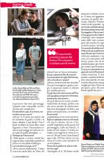 EMMA WATSON in Tustyle Magazine, November 2015 Issue