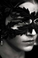 EMMA WATSON in Vogue Magazine, Italy November 2015 Issue