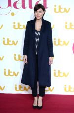 EMMA WILLIS at ITV 60th Anniversary Gala in London 11/19/2015