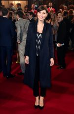 EMMA WILLIS at ITV 60th Anniversary Gala in London 11/19/2015