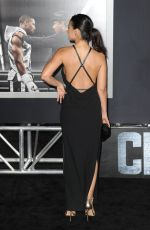 EMMANUELLE CHRIQUI at Creed Premiere in Westwood 11/19/2015